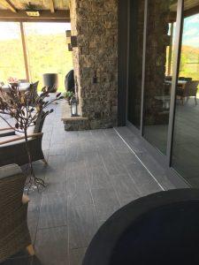 Granite Porch